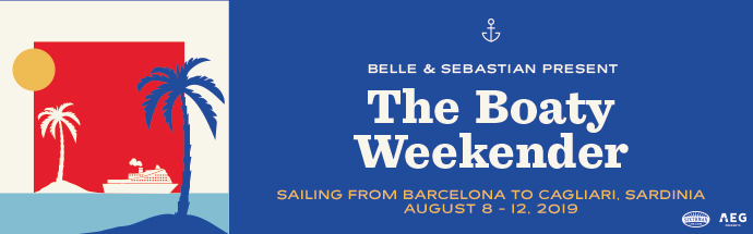 The Boaty Weekender Cruise Banner