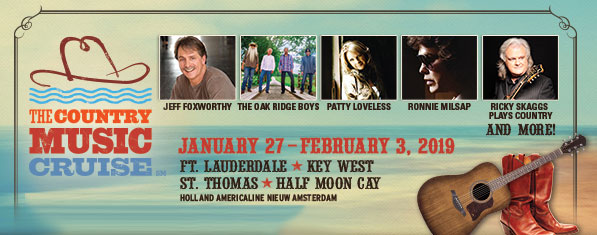 Country Music Cruise Banner