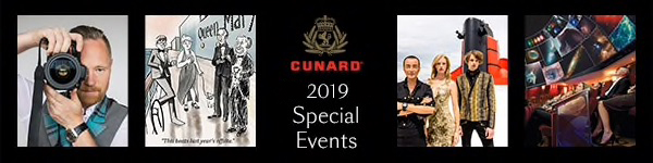 Cunard Special Events