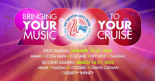 Smooth Jazz Cruise 2020 Banner