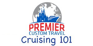 Premier Custom Travel Cruising 101 Logo