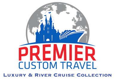 Premier Custom Travel Luxury & River Cruise Collection Logo