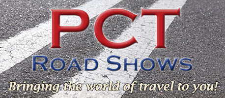 PCT Road Shows logo