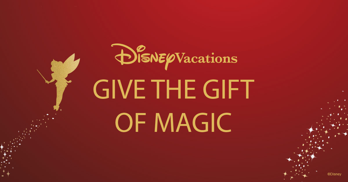 Give the gift of Disney