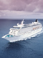 Crystal Cruises Offer