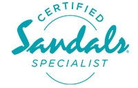 Sandals Certified Specialist Logo